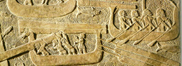 barcos fenícios
